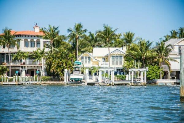 Boat ride in Florida