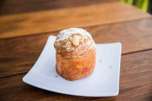 Cruffin at Pitango Bakery in Fell's Point Baltimore