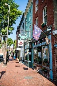 Restaurants in Fell's Point Baltimore