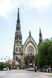 Mount Vernon Place United Methodist Church in Baltimore