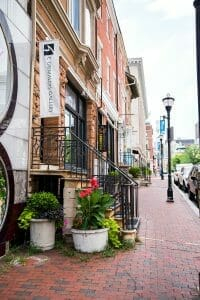 Shops in Mount Vernon, Baltimore
