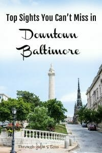 Gorgeous Libraries & Baseball History: Top Things to Do in Downtown Baltimore