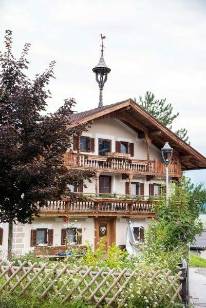 Historic chalet in Niederbreitenbach, Austria