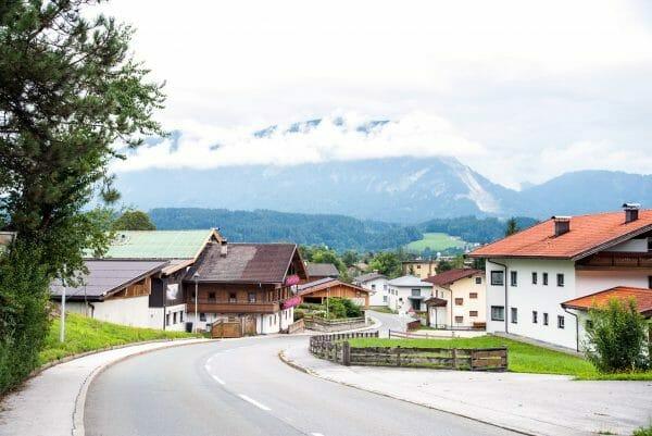 Chalets in Niederbreitenbach, Austria