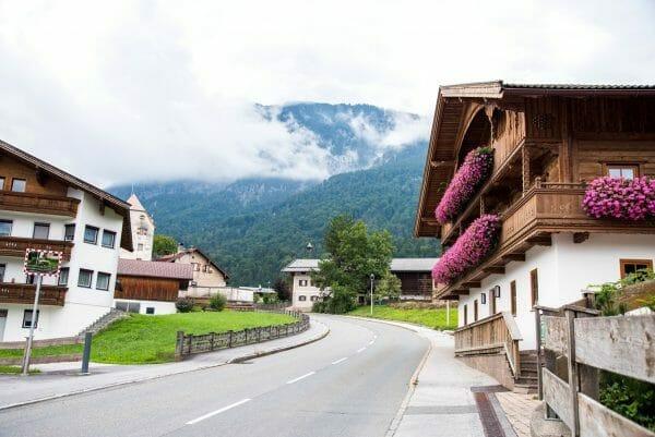 Chalet in Niederbreitenbach, Austria