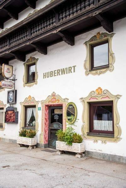 Huberwirt in Niederbreitenbach, Austria
