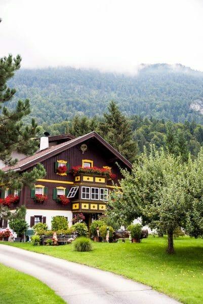 Summer chalet in Niederbreitenbach, Austria