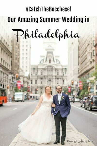 Our Summer Wedding at Union Trust in Philadelphia, PA