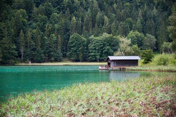 Cabin on Hintersteiner See