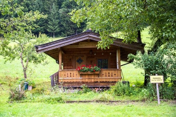 Small chalet in Austria