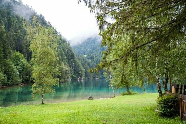 Hintersteiner See in Austria