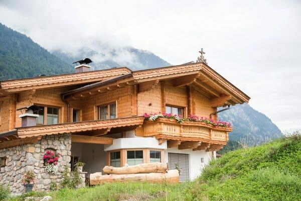 Chalet in Austrian Alps