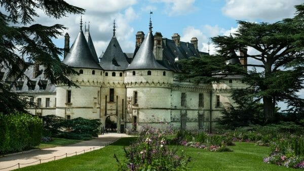 Castle in the Loire Valley
