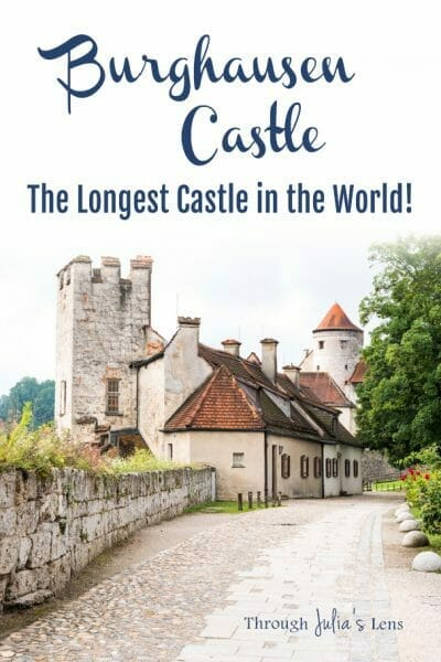 Burghausen Castle: Touring the Longest Castle Complex in the World