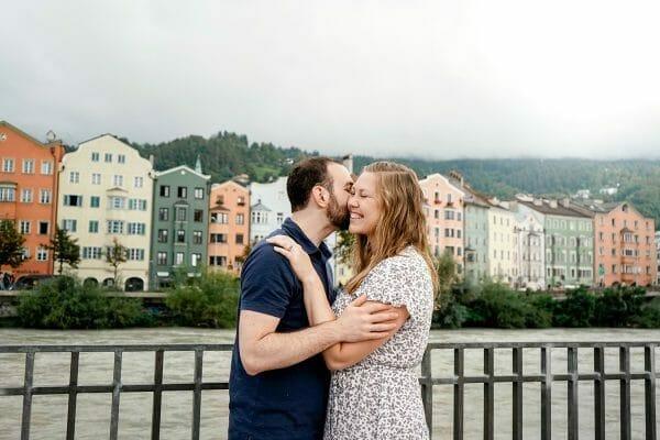 Honeymoon photoshoot in Innsbruck