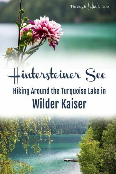 Hintersteiner See: Hiking Around the Beautiful Turquoise Lake in Wilder Kaiser, Austria