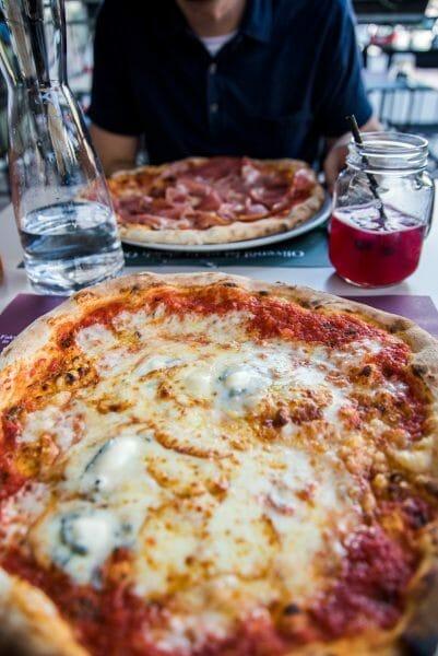 Die Pizzerei in Innsbruck