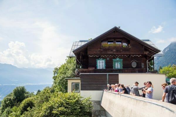 Mountain chalet in Innsbruck