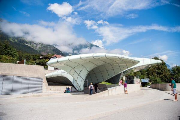 Innsbruck funicular station