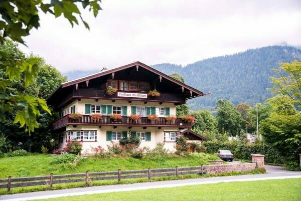 Chalet by Lake Konigssee