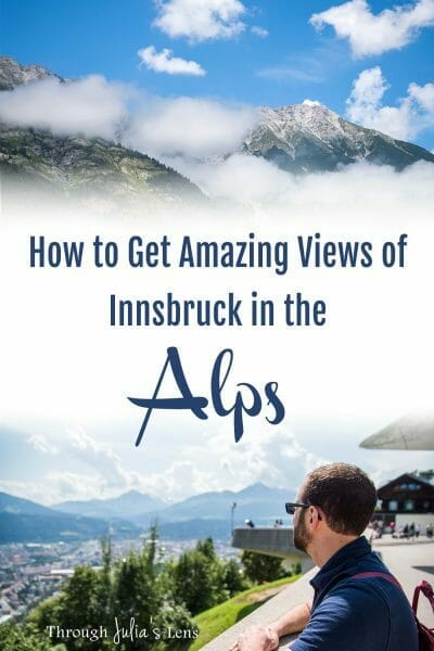 Take the Innsbruck Cable Car in the Alps for Amazing Views!