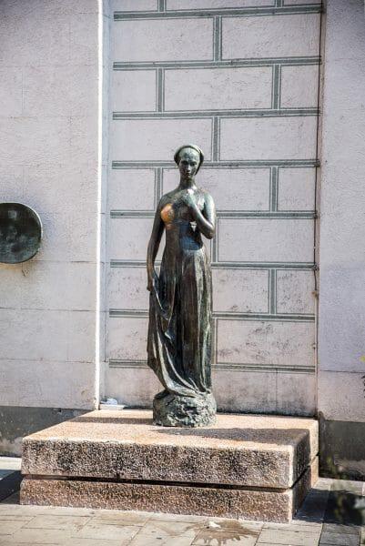 Juliet statue in Munich