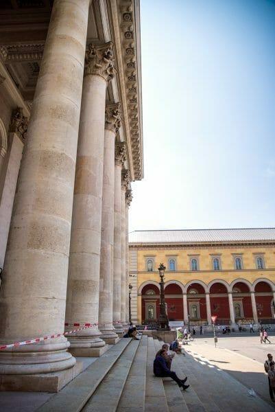 Opera house in Munich
