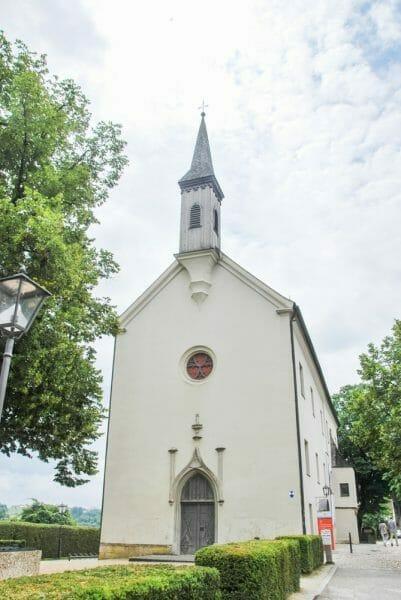 Chapel in Burghausen