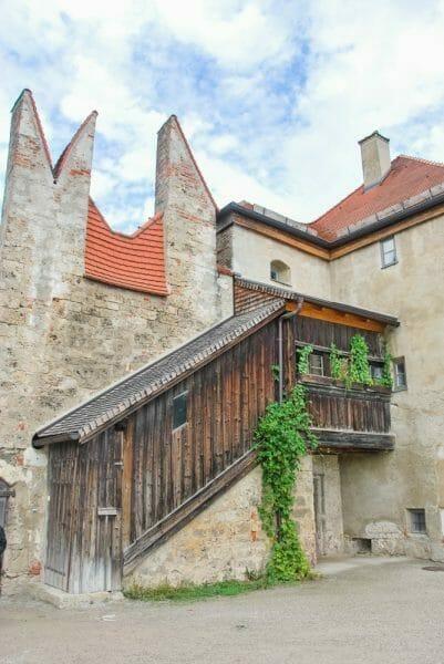 Houses in Burghausen