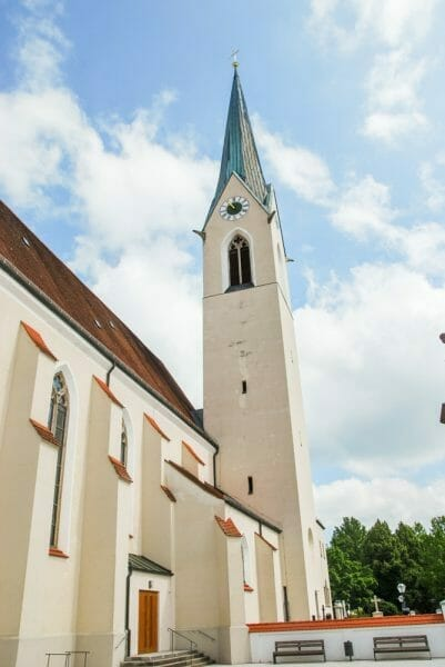 Hohenlinder Church in Germany
