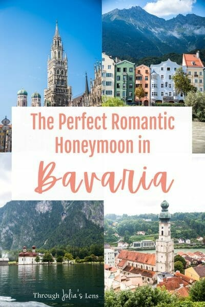 7 Day Itinerary for a Romantic Summer Honeymoon in Bavaria and the Austrian Alps