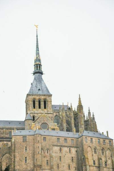 Historic church in Nantes