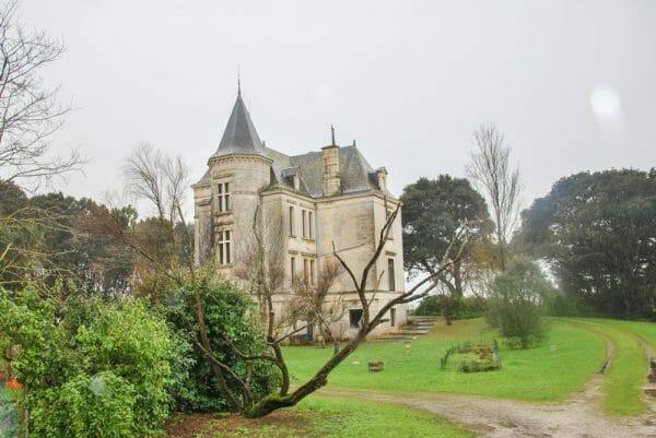 Castle in La Rochelle