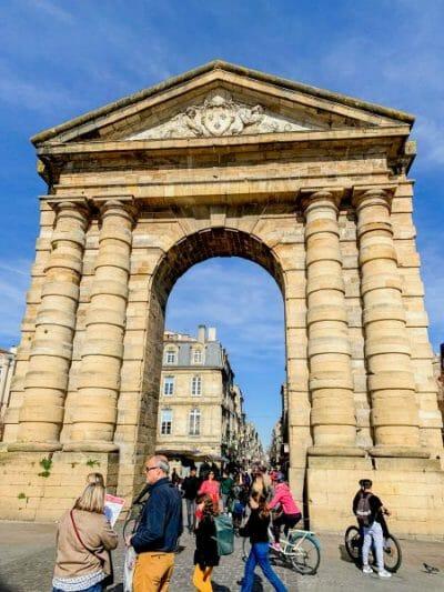 Gate of Aquitaine, Bordeaux