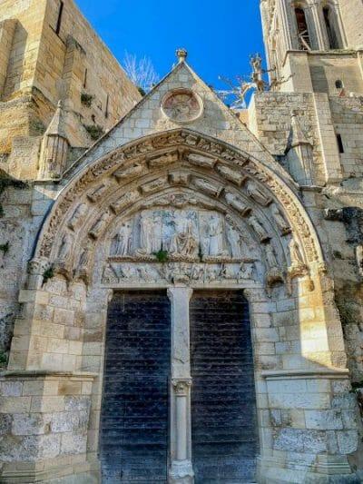 Monolithic Church of Saint-Émilion