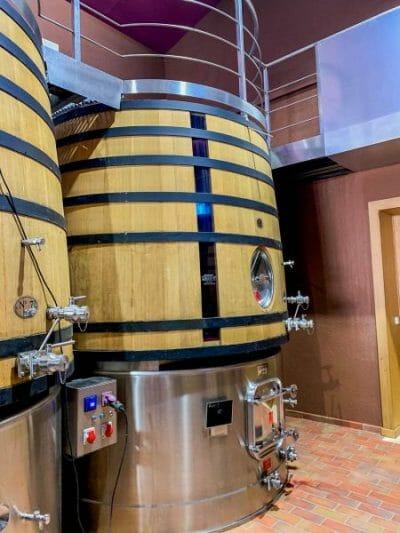 Winery in Saint-Émilion