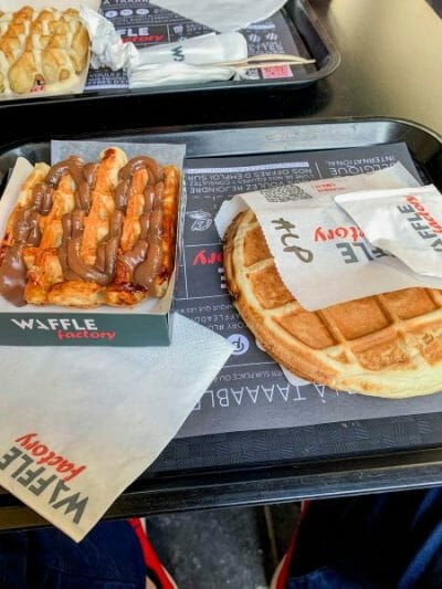 The Waffle Factory in Bordeaux