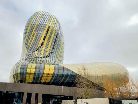 Cité du Vin in Bordeaux