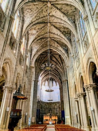 Saint-Louis Church of the Chartrons