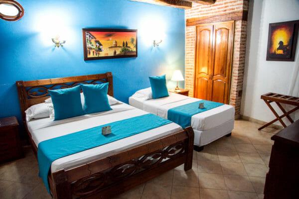 Room in Hotel Don Pedro Heredia