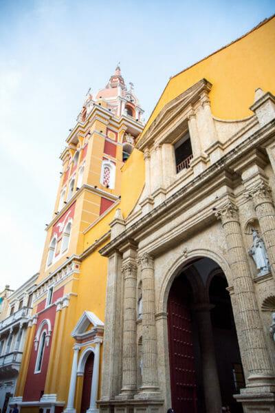 Cartagena Cathedral