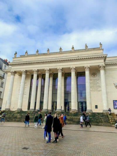 Théâtre Graslin in Nantes