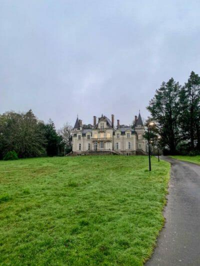 Orvault Mansion in France