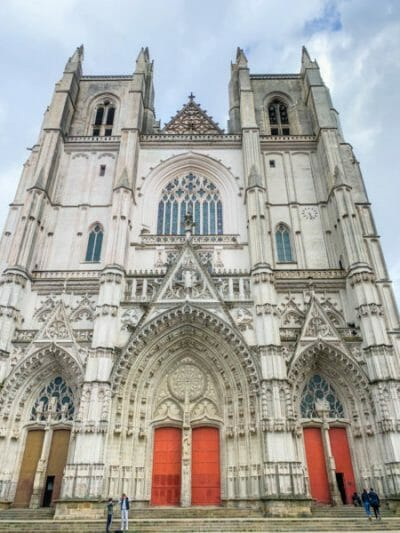 St. Peter's and St. Paul's Cathedral in Nantes