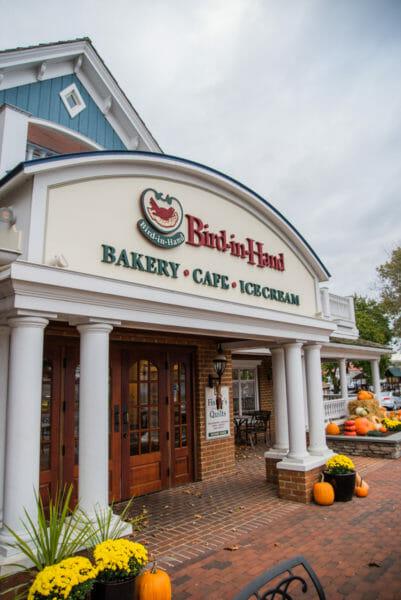 Bird-in-Hand Bakery