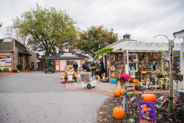 Kitchen Kettle market in Intercourse, PA