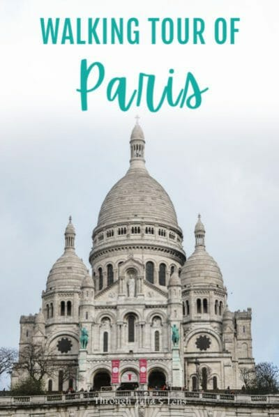 Weekend in Paris: Beautiful Sights to See on a Walking Tour