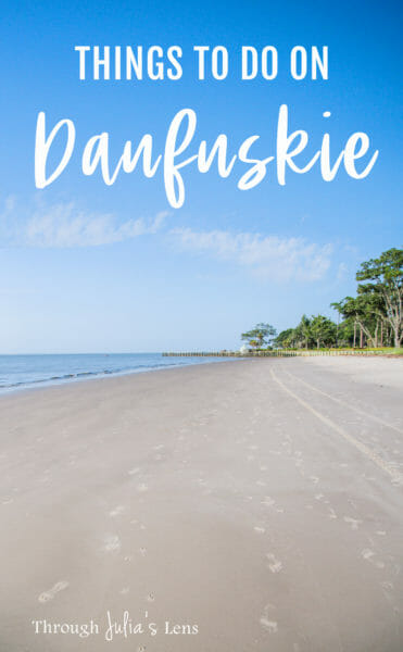 7 Fun Things to Do on Daufuskie Island on Your Beach Vacation