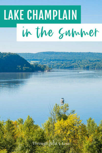 8 Things to Do in Lake Champlain in the Summer