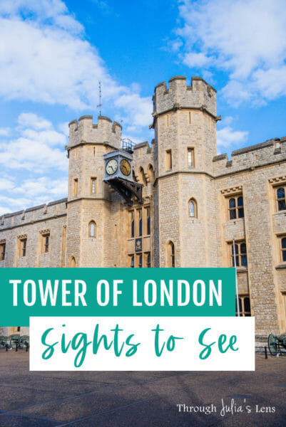 Tour of the Tower of London and Its Fascinating History